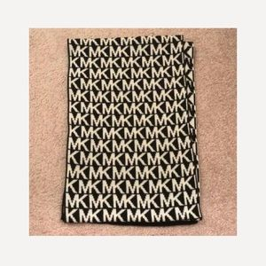 Michael Kors Accessories - MK Repeating Logo Scarf